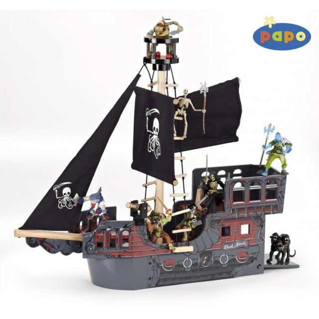 Papo,corabia piratilor fantasy