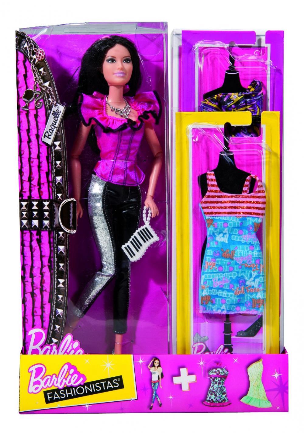 zzPapusa Barbie cu rochii, diverse modele
