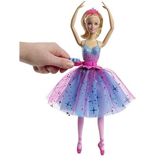 Papusa Barbie,balerina,piruete