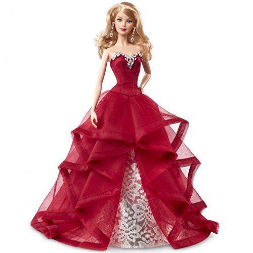 Papusa Barbie,rochie de petrecere