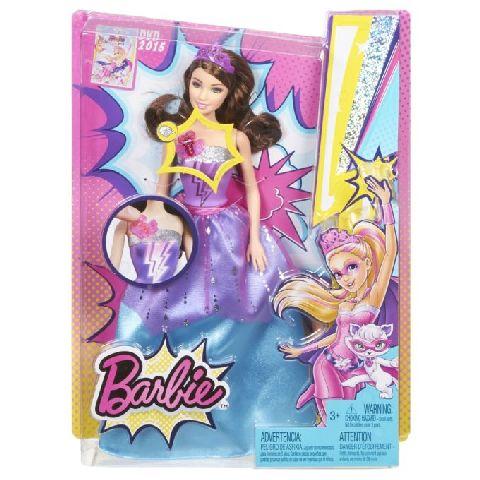 Papusa Barbie,super printesa,Corinne