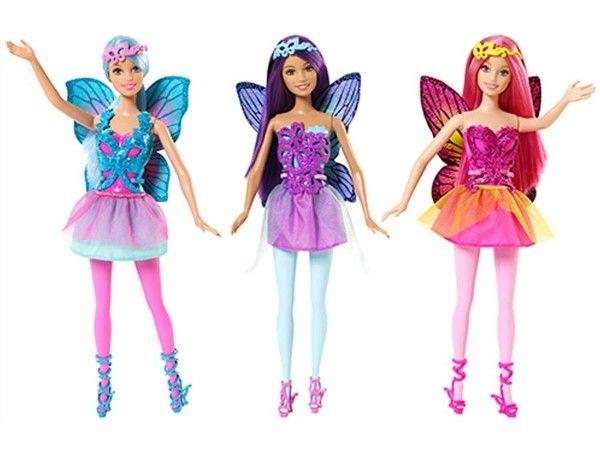 Papusa Barbie,zana,div.modele,CFF32