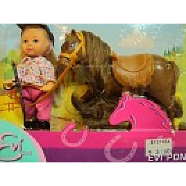 Papusa cu ponei Evi