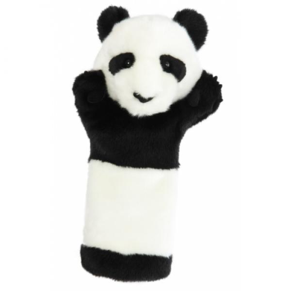 Papusa de mana stil manusa Panda