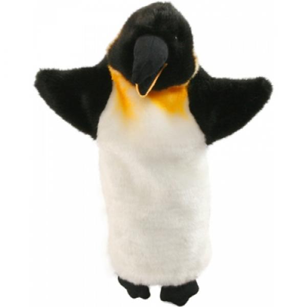 Papusa de mana stil manusa Pinguin
