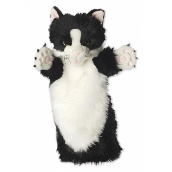 Papusa de mana stil manusa Pisica
