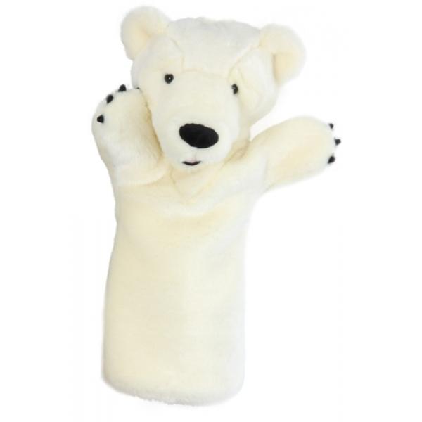 Papusa de mana stil manusa Urs polar