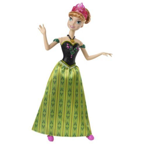Papusa Disney Frozen,Anna,canta