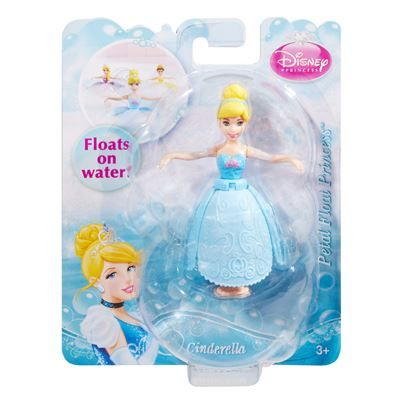 Papusa Disney,printese plutitoare,10cm,div.mod