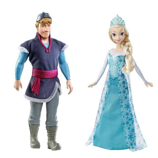 Papusa Elsa Disney Frozen
