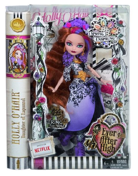 Papusa Ever After High,primavara