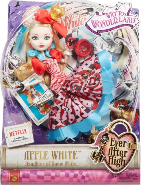 Papusa Ever after High,taramul minunilor