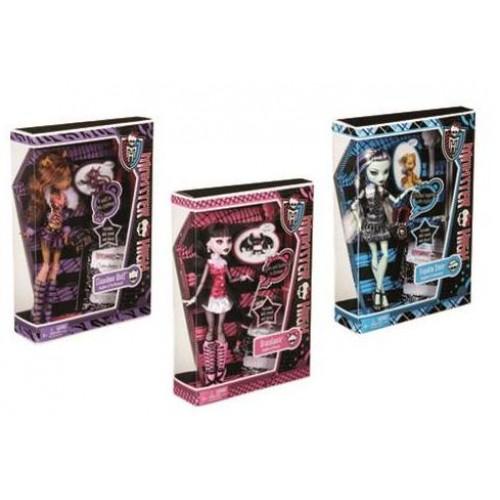 Papusa Monster High, BBC72, div. modele