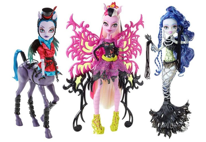 Papusa Monster High, CCM63, div. modele