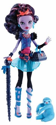 Papusa Monster High gama boolittle