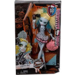 Papusa Monster High,exchange program,div.mod