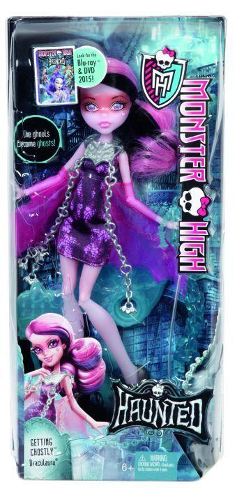 Papusa Monster High,haunted,div.mod,CDC29