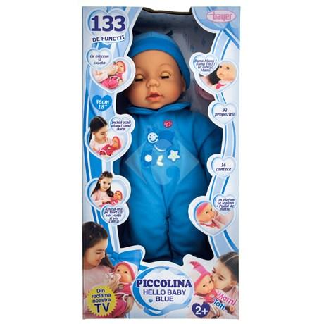 Papusa Piccolina Hello Baby