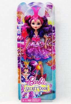 Papusa printesa Malucia,Barbie si usa secreta
