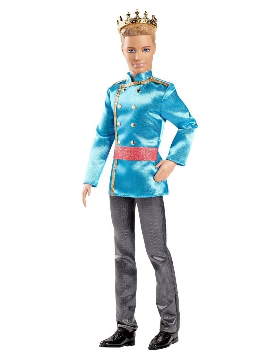 Papusa Printul din Barbie si usa secreta