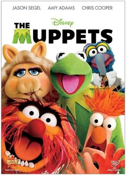 PAPUSILE MUPPETS- THE MUPPETS
