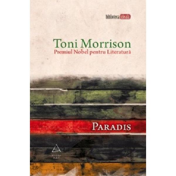 PARADIS TONI MORRISON
