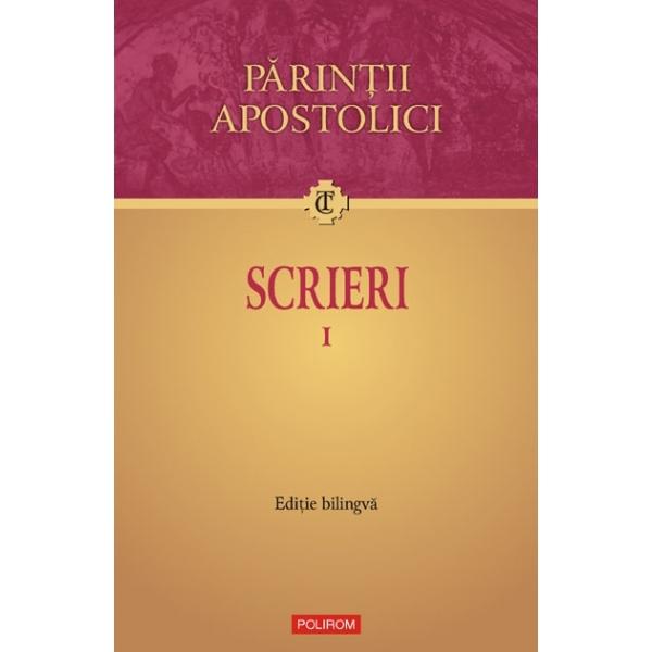 PARINTII APOSTOLICI. SC RIERI I