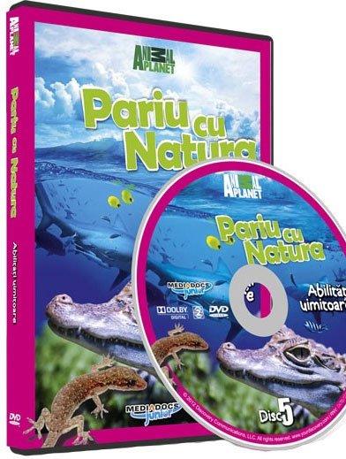 PARIU CU NATURA DISC 5