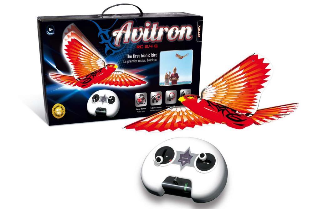 Pasare bionica Avitron versiune junior 2.4 Ghz