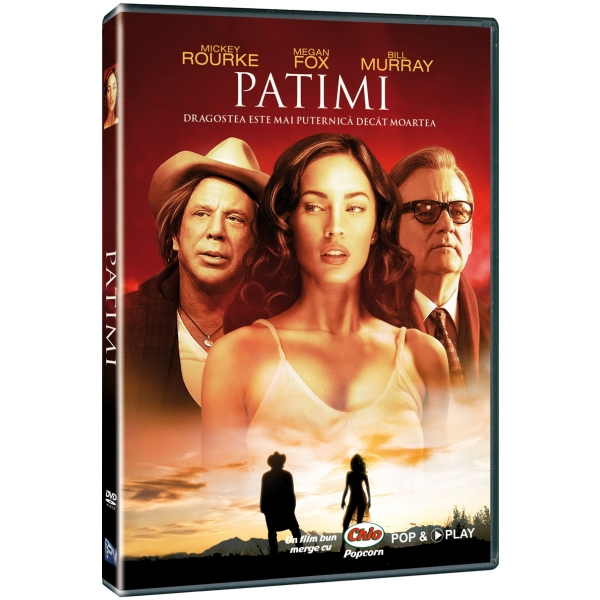PATIMI - PASSION PLAY