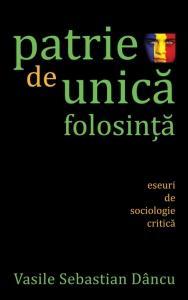 PATRIE DE UNICA FOLOSIN OSINTA