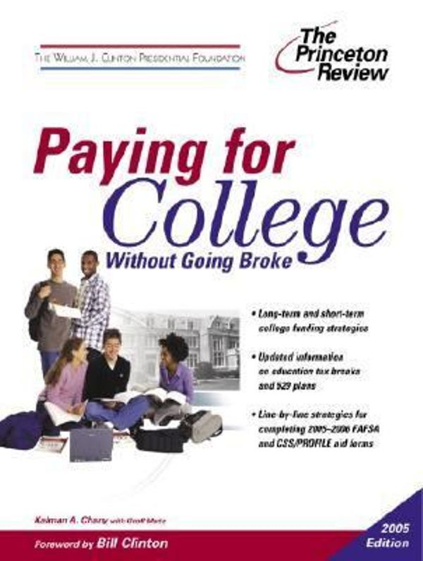 Paying for college with out going broke