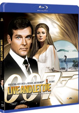 JB 08: PE CINE NU LASI JB 08: LIVE AND LET DIE