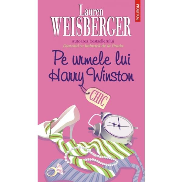 PE URMELE LUI HARRY WINSTON - CHIC
