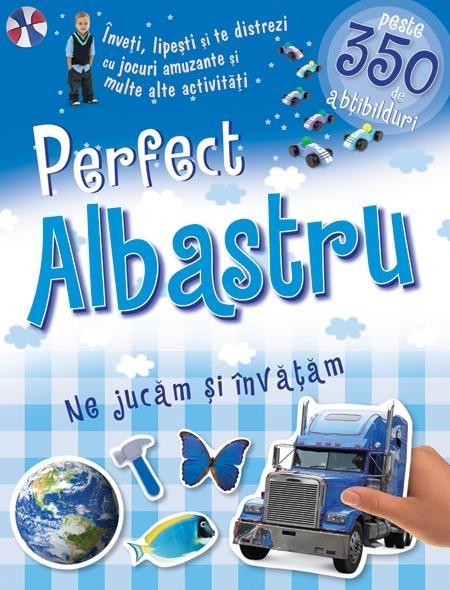 PERFECT ALBASTRU - NE JUCAM SI INVATAM