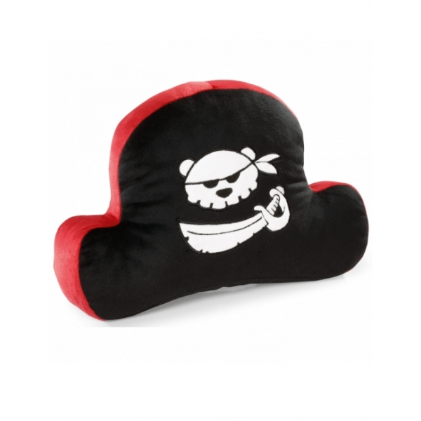 Perna plusata, forma palarie pirat