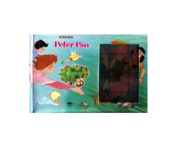 PETER PAN - CUB PUZZLE .