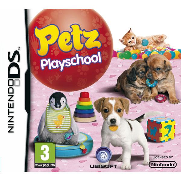 PETZ PLAY SCHOOL DS