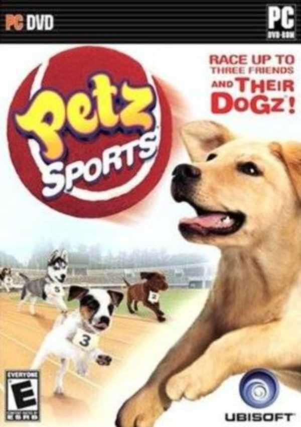 PETZ SPORTS DOG PLAYGRO PC