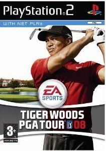 PGA TOUR 08 PS2