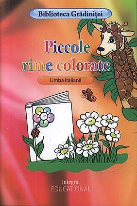 PICCOLE RIME COLORATE