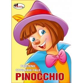 PINOCCHIO - CARTONATA SI STANTATA