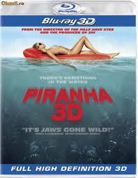 PIRANHA 3D PIRANHA 3D
