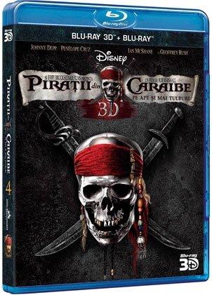 PIRATII DIN CARAIBE 4 3D (BR ) - PIRATES OF THE CARRIBEAN 4 3D (BR)