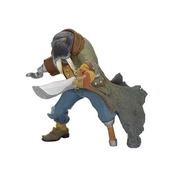 Piratul mutant Morsa