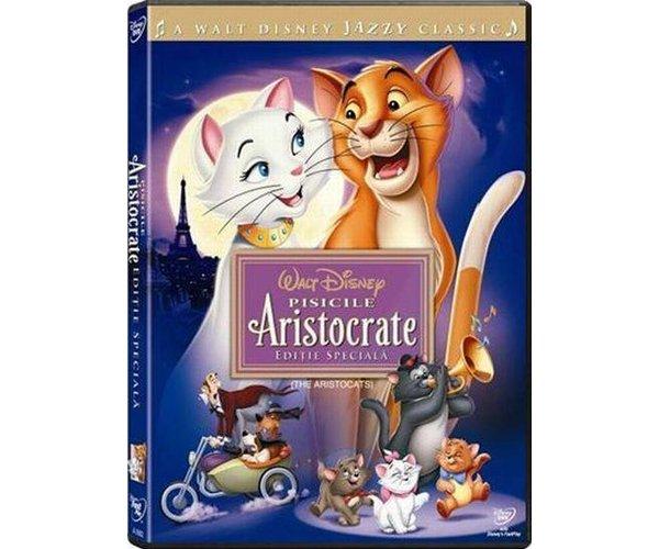 PISICILE ARISTOCRATE THE ARISTOCATS