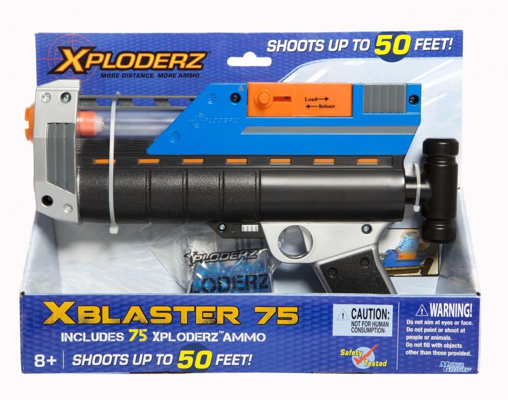 zzPistol Exploderz XBLASTER 75