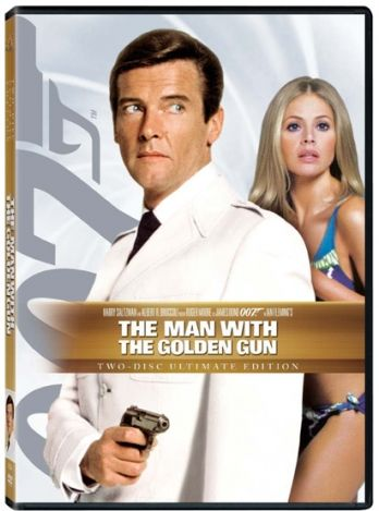 JB 09: 007 PISTOLUL DE JB 09: MAN WITH THE GOL