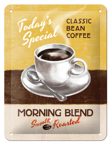 Placa 15x20 Morning Blend