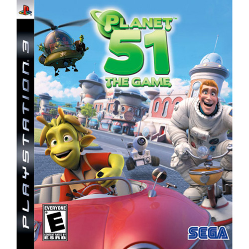 PLANET 51 PS3